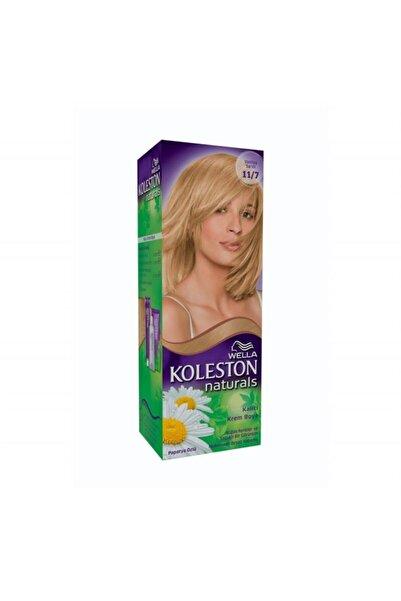 Koleston Naturals Kit 11.7 Vanilya Sarısı