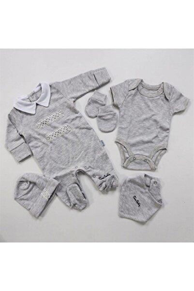 Pierre Cardin Baby Yakalı Patikli Tulum Set 988