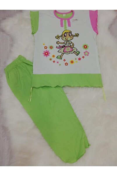 ROLY POLY Çocuk Kısa Kollu Yazlık Pijama Takımı