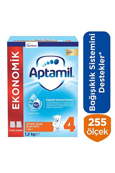 Aptamil Akıllı Kutu Devam Sütü 4 Numara 1200 gr