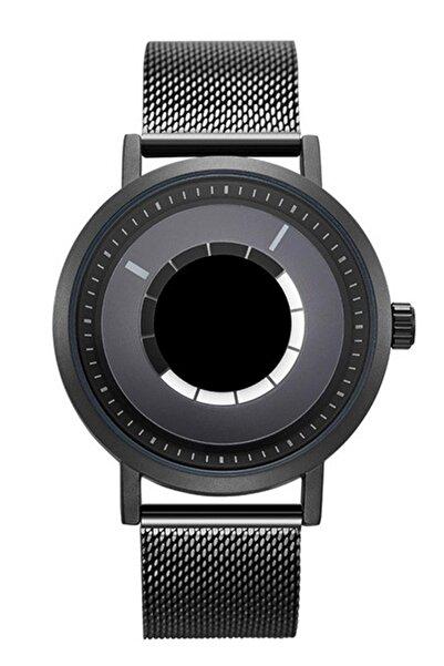 Sinobi 9800 Tasarım Kadranlı Hasırlı Uniseks Kol Saati