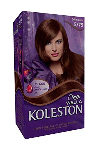 Koleston Saç Boyası 5.75 Çekici Bakır