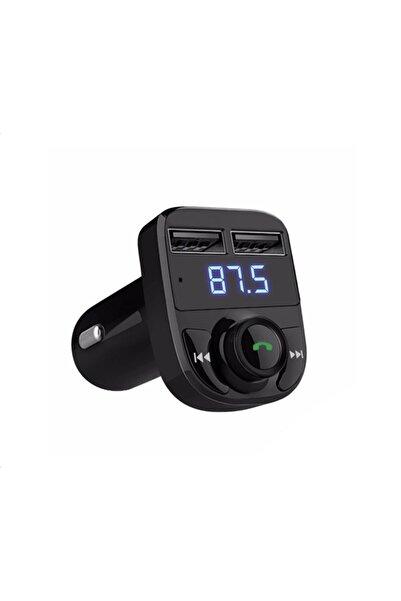 Concord Araç Fm Transmitter - Bluetooth - Usb - Mp3 - Sd Kart - Oto Müzik Çalar Kiti C-606
