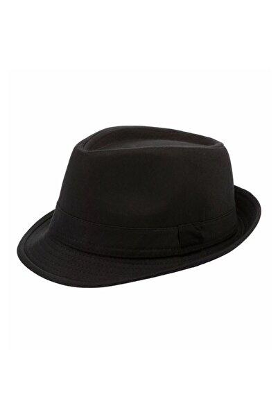 Köstebek Siyah Fötr Şapka