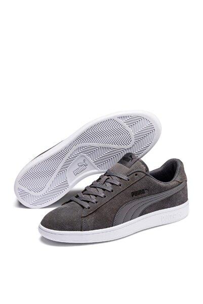 Puma Unisex Sneaker - Smash v2 CASTLEROCK - 36498932