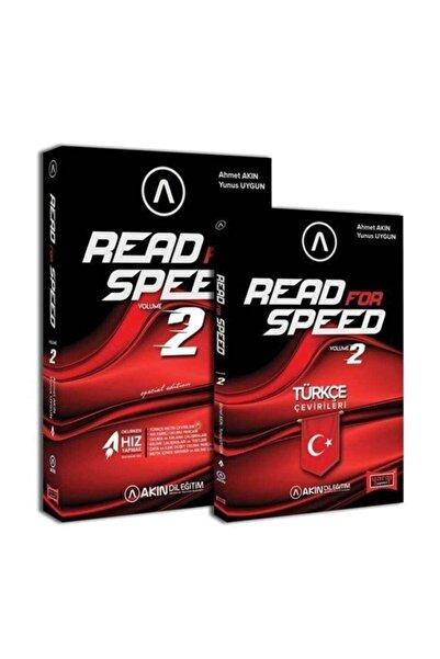 Yargı Yayınevi Akın Dil & Yargı Yayınları Read For Speed 2