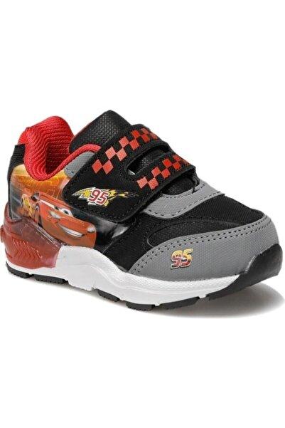 CARS Erkek Çocuk Siyah Bantlı Ayakkabı