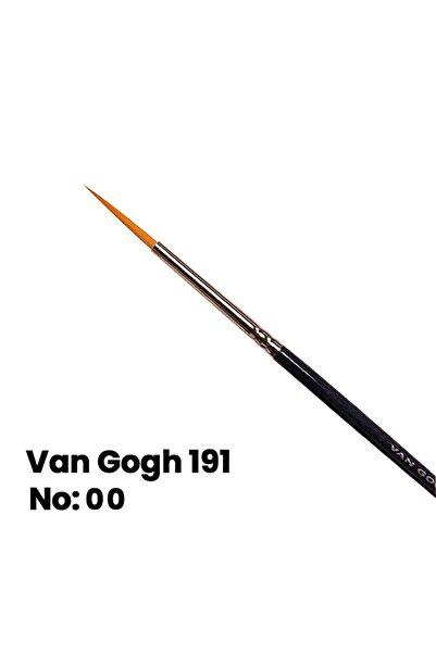 Van Gogh Sulu Boya Fırçası Yuvarlak Uçlu Seri 191 No 2/0