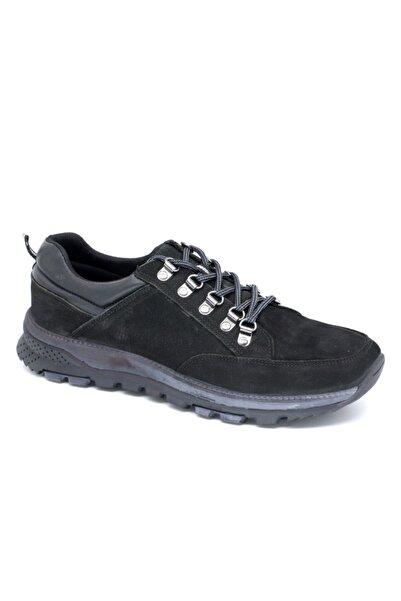 PUNTO 573073 Kaymaz Taban Rahat Hakiki Deri Erkek Günlük Ayakkabı