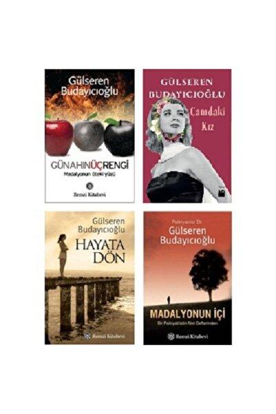 Remzi Kitabevi Gülseren Budayıcıoğlu 4 Kitap Set
