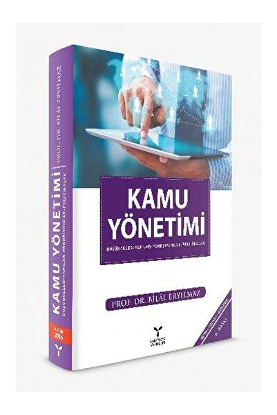 Umuttepe Yayınları Kamu Yönetimi - Bilal Eryılmaz