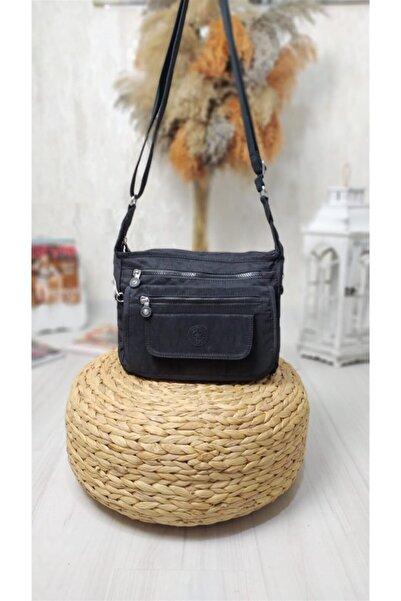 SMART BAGS Smartbags 3005 Çapraz Çanta Siyah