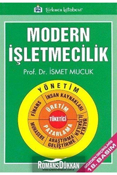 Türkmen Kitabevi Modern İşletmecilik