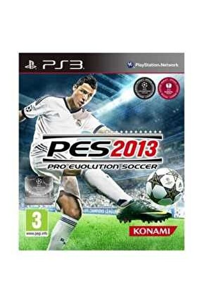 Pro Evolution Soccer 2013 - Pes 2013 Ps3
