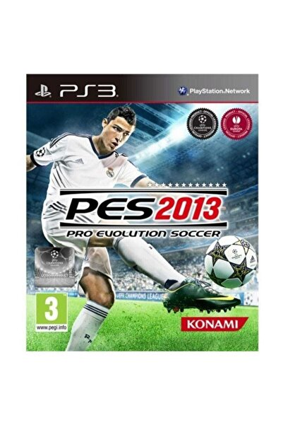 KONAMI Pro Evolution Soccer 2013 - Pes 2013 Ps3