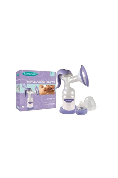LANSINOH Manuel Göğüs Pompası - Breast Pump - 5060062990041