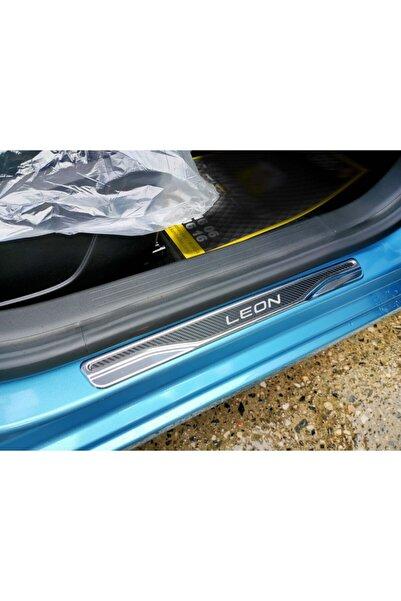 ASL Seat Leon Mk2 Yeni Karbon Kapı Eşiği 2005-2009
