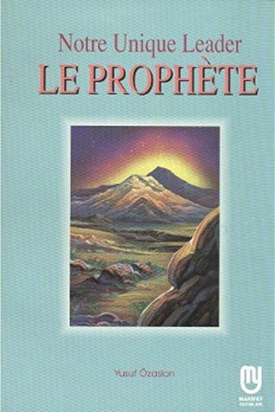 Marifet Yayınları Notre Unique Leader Le Prophete