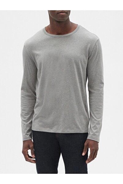 GAP Yuvarlak Yaka Uzun Kollu T-shirt