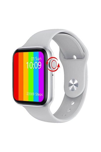 SmartWatch W26+ Smart Watch 6 Plus Akıllı Saat Super Copy 2.nesil Yan Düğme Döndürme Aktif