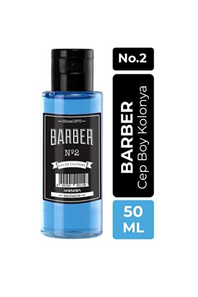 Barber Kolonya 50 ml No.2 Pet