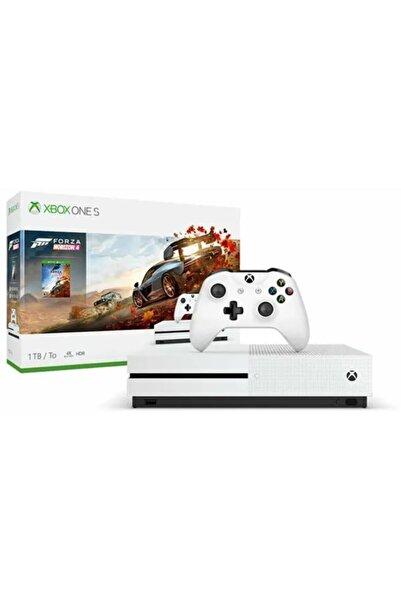 MICROSOFT Xbox One S 1 Tb Forza Horizon 4 & Lego Oyun Konsolu