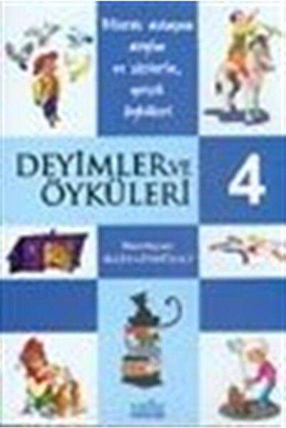 Zafer Yayınları Deyimler ve Öyküleri 4 Selim Gündüzalp