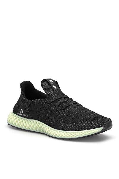 DARK SEER Unisex Siyah Bağcıklı Sneaker
