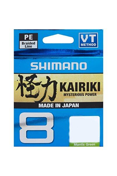 Shimano Kairiki 8 300m Mantis Green Ip Misina
