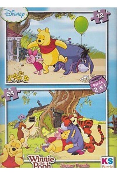 Armağan Oyuncak Winnie The Pooh Puzzle