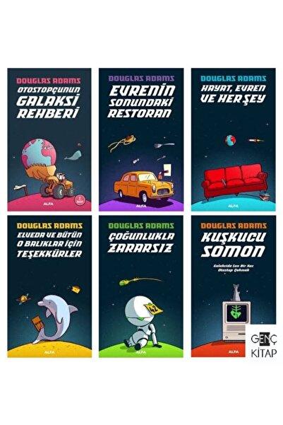 Alfa Yayınları Otostopçunun Galaksi Rehberi 6 Kitap Set Douglas Adams