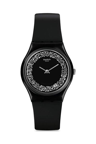 Swatch Kadın Siyah Kol Saati GB312