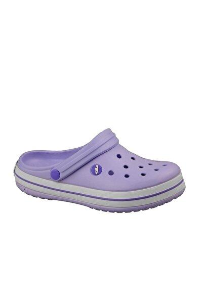 Akınal Bella Kadın Lila  Sandalet Terlik E195