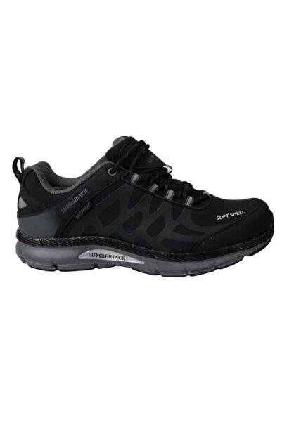 lumberjack Erkek Siyah Bağcıklı Ursa Waterproof Outdoor Ayakkabı