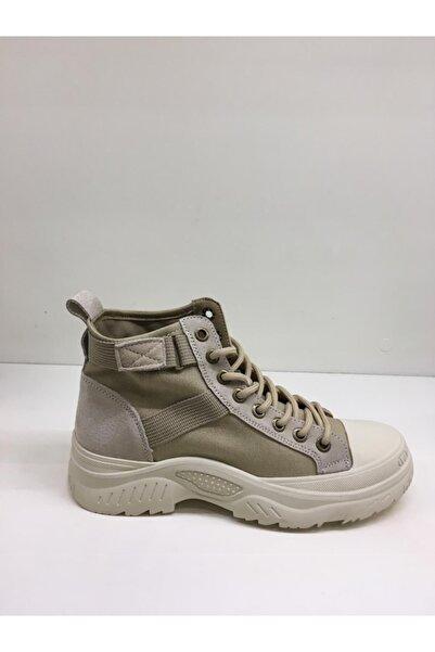 Guja Kadın Kahverengi Sneaker  21y367-1
