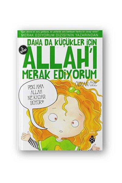 Uğurböceği Yayınları Daha Da Küçükler İçin Allah'ı Merak Ediyorum - 3 - Özkan Öze
