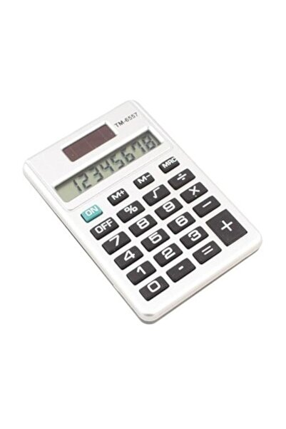 Liva Technomax Tm-6557 Elektronik Mini Cep Hesap Makinesi