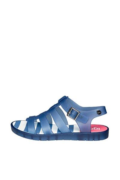IGOR Lacivert Kadın Sandalet S10188