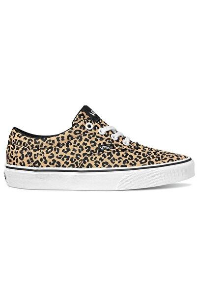 Vans WM DOHENY Siyah Kadın Sneaker Ayakkabı 101096567