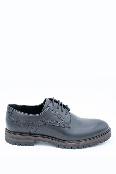 İgs Erkek Siyah Günlük Ayakkabı