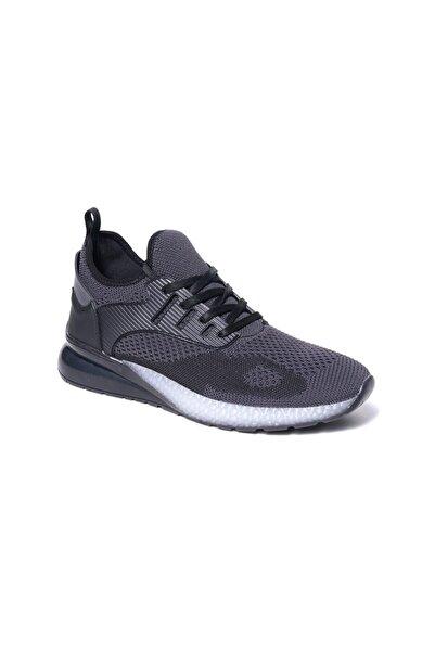 Pierre Cardin Erkek Gri Sneaker Ayakkabı