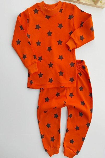 Bebek Exclusive Yıldız Desenli Yumuşacık 2li Takım