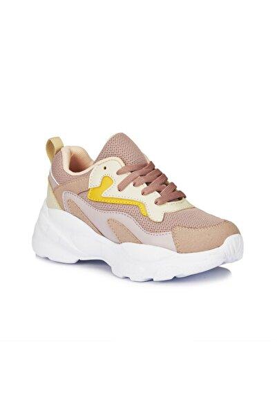 Vicco Kız Çocuk Mürdüm Spor Ayakkabı