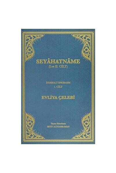 Türk Tarih Kurumu Yayınları Seyahatname (6 Cilt Takım): Indeksli Tıpkıbasım (ottoman Turkish) Ciltli Kapak
