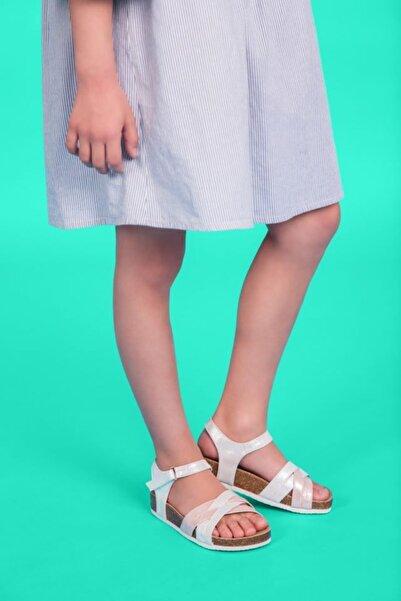 Vicco Erita Kız Çocuk Pudra Sandalet