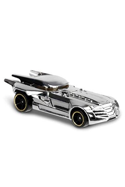 HOT WHEELS Gümüş Batmobile
