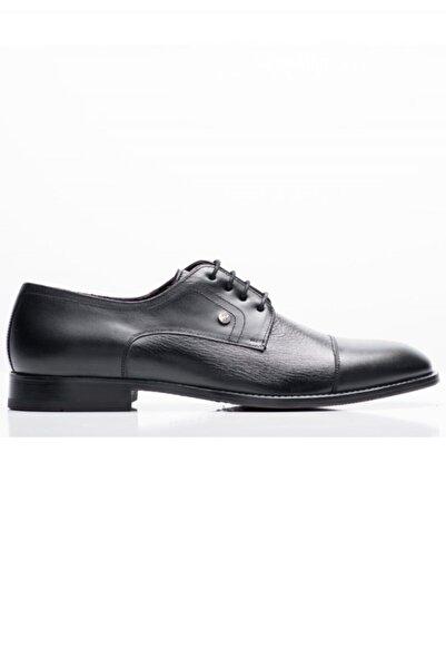 Giovane Gentile Erkek Siyah Ayakkabı