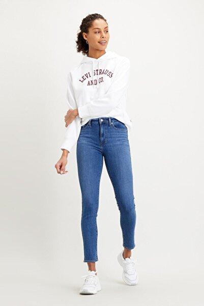 Levi's Kadın Mavi 721 Yüksek Bel Skinny Jean 18882-0388