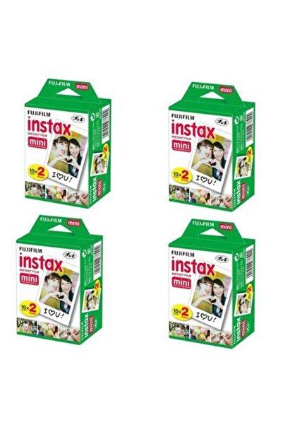 Favori Teknoloji Instax  9-11-90 Uyumlu Mini Film Rulo 80 Adet
