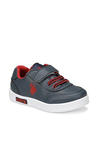 U.S. Polo Assn. CAMERON WT 9PR Lacivert Erkek Çocuk Sneaker Ayakkabı
